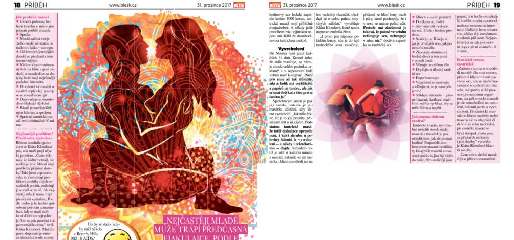 tantra masáž článek